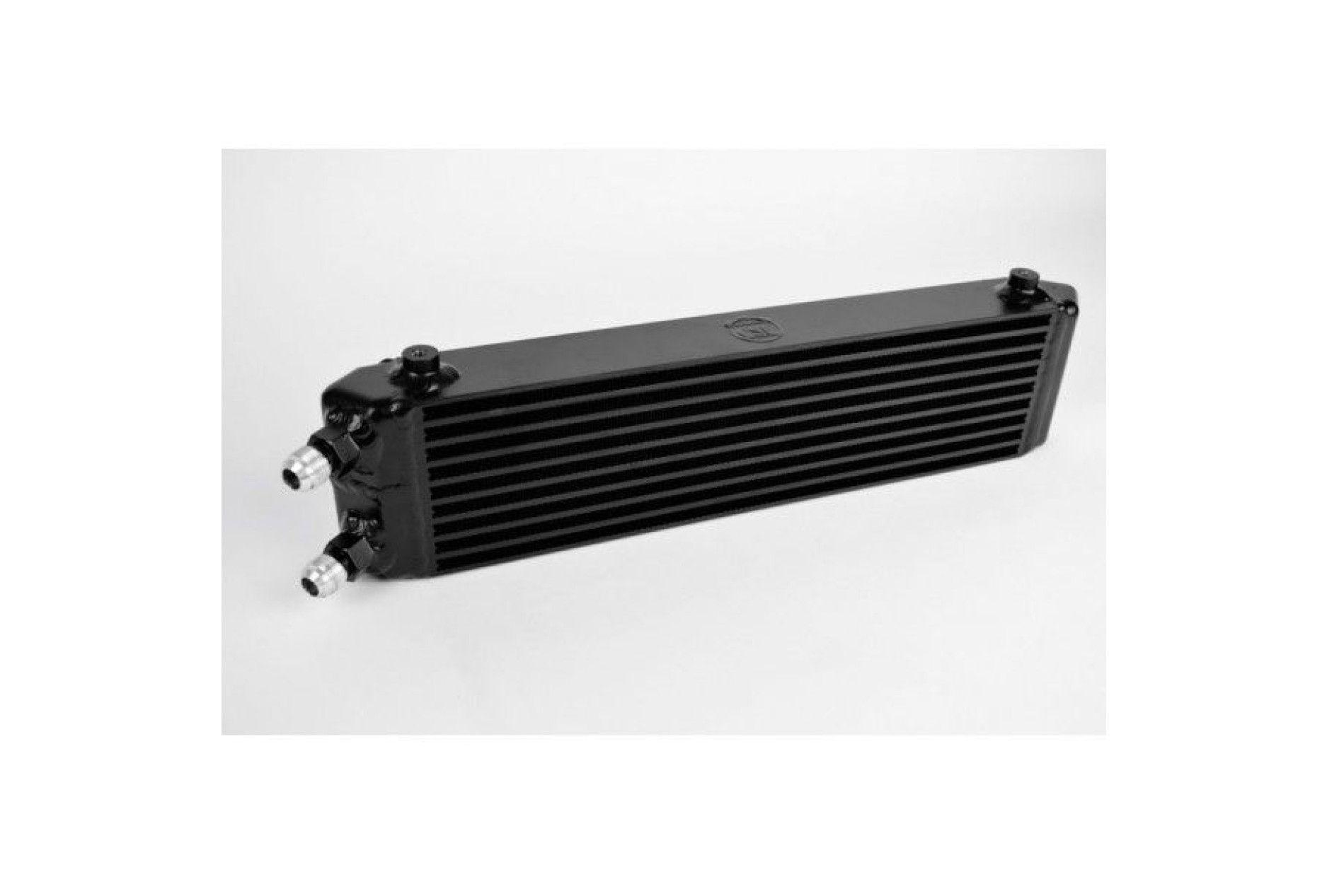 Universal Dual-Pass internal/external oil cooler
