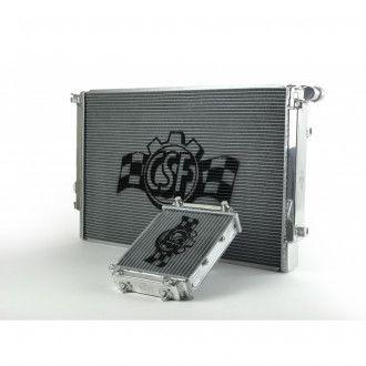 CSF Kühlerpaket Wasserkühler und DSG Kühler für VAG MQB Modelle Golf7 Leon Cupra