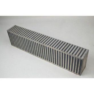 CSF Luft-Luft Ladeluftkühler Kern 24x6x3,5 Bar & Plate vertikaler Fluss