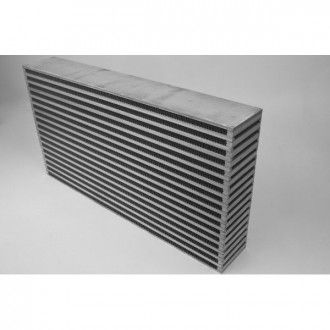 CSF Luft-Luft Ladeluftkühler Kern 25x12x3,5 Bar & Plate
