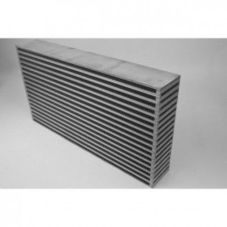 CSF Luft-Luft Ladeluftkühler Kern 25x12x4,5 Bar & Plate