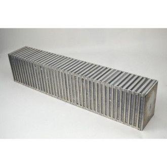 CSF Luft-Luft Ladeluftkühler Kern 27x6x3 Bar & Plate vertikaler Fluss