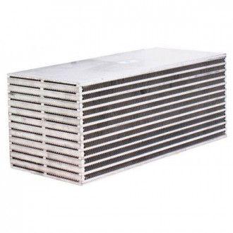 CSF Luft-Wasser Ladeluftkühler Kern 12x5x5 Bar & Plate