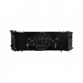 CSF Wärmetauscher Wasserkühler für Chrokee XJ 4.0L mit  filler neck