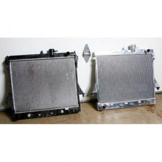 CSF Wärmetauscher Wasserkühler für Hummer H3 und H3T