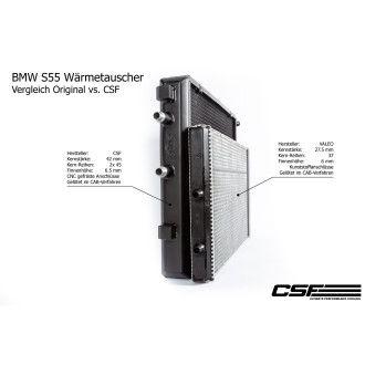 CSF BMW M3 M4 S55 F8X Wärmetauscher